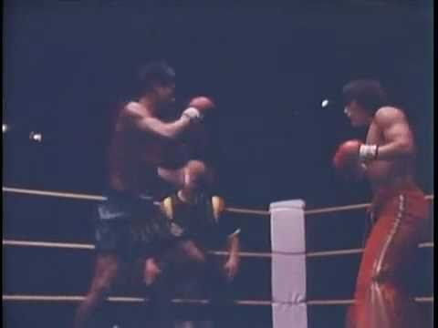Benny Urquidez  the jet  vs Muay Thai