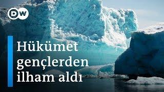Finlandiya Başbakanı iklim aktivisti gençle görüştü - DW Türkçe