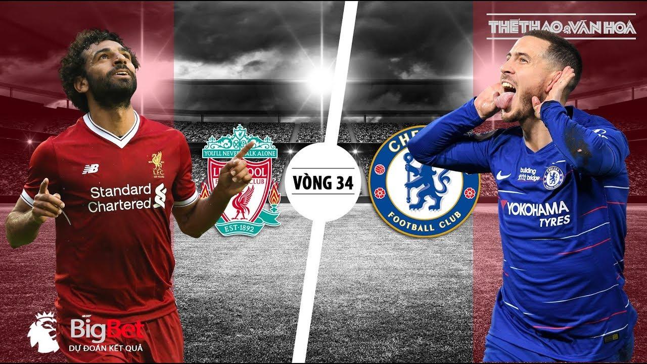 Soi kèo dự đoán Liverpool vs Chelsea (22h30 14/4),vòng 34 Giải Ngoại hạng Anh. Trực tiếp K+PM