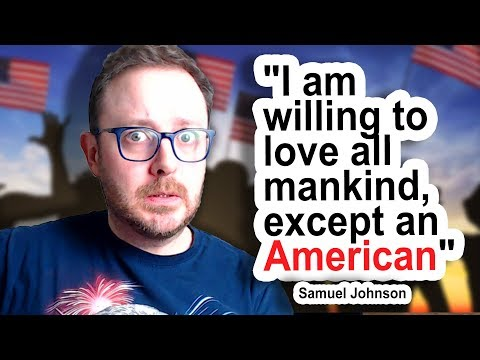 Why Do We Bash Americans?
