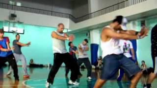 Видео: Coreografia de Reggaeton - Bayres convention