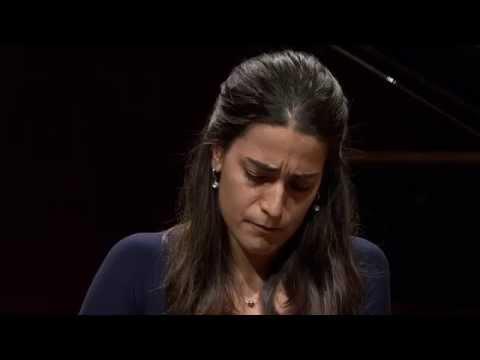 Saskia Giorgini – Nocturne in E major Op. 62 No. 2 (first stage)