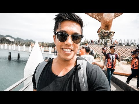 SIGHTSEEING IN LANGKAWI ISLAND!!!  (187 | Southeast Asia Travel VLOG)