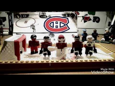 Intro  du  Hockey  des  Canadiens  de  Montréal  sur  RDS