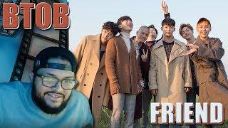 "BTOB(비투비) - FRIEND REACTION!!! | So ""Feel Good"""