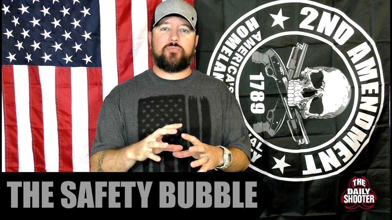 Anti Gun Safety Bubble Gun Free Zone