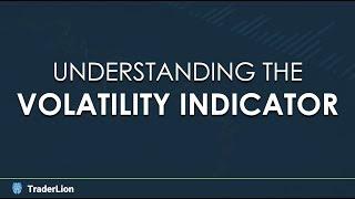 Understanding The Volatility Indicator