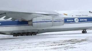 Шведы и наш Ан-124