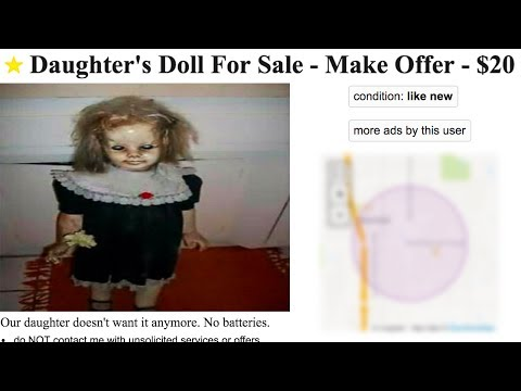 Top 15 Mysterious Things Found on Craigslist