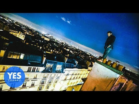 SNEAKING ONTO ROOFTOPS IN PARIS