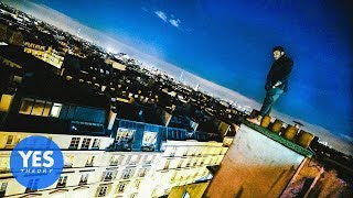 SNEAKING ONTO ROOFTOPS IN PARIS