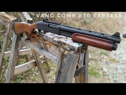 Vang Comp Systems 870 Express 12.5' SBS