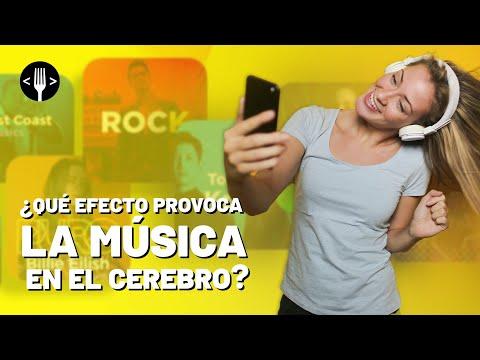 ¿Qué le pasa a tu cerebro cuando escuchas música?
