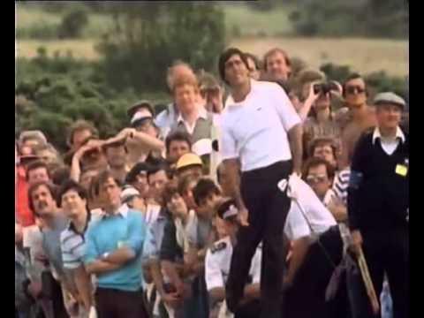 1984 British Open - Seve