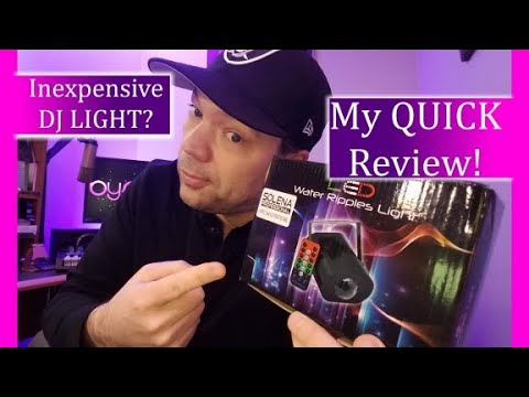 inexpensive-dj-light-review,-solena-professional-water-ripples-light