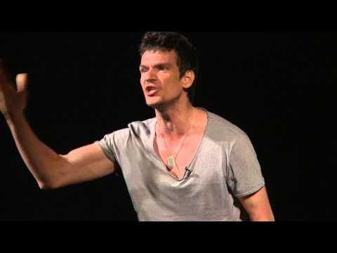 Our stories and the future of communication: Tudor Chirila at TEDxChisinau