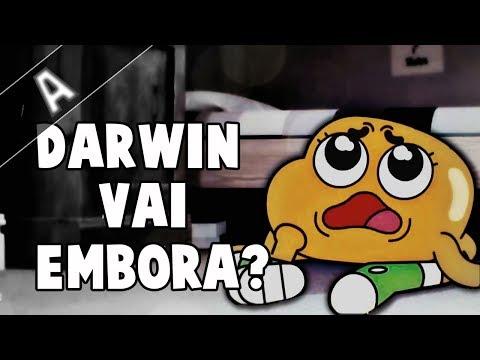 E SE O DARWIN NÃO EXISTISSE NO INCRÍVEL MUNDO DE GUMBALL?!