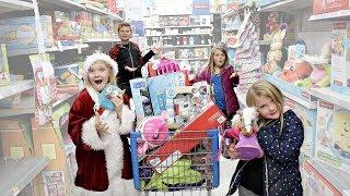Santa's LITTLE HELPERS! Light The World