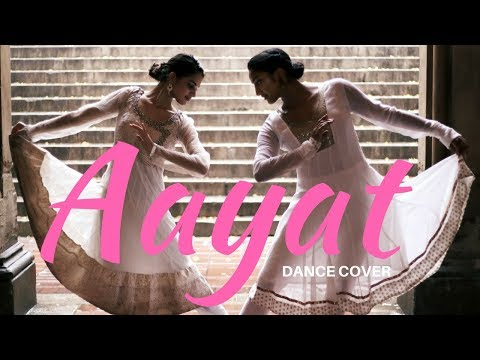 Aayat I Bajirao Mastani I Dance Cover I Indian Classical Kathak Choreography