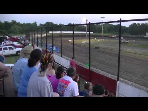 MARS Heat Race @ Caney Valley Speedway 6-6-15