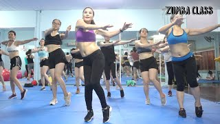 Super Easy Ways T๐ Reduce Fat Fast | 55 Minutes Aerobic Workout (Do It Everyday) | Zumba Class