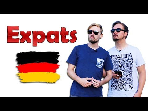 Two Expats Talk Germany And Berlin | A Get Germanized Interview feat.  Alemanizando