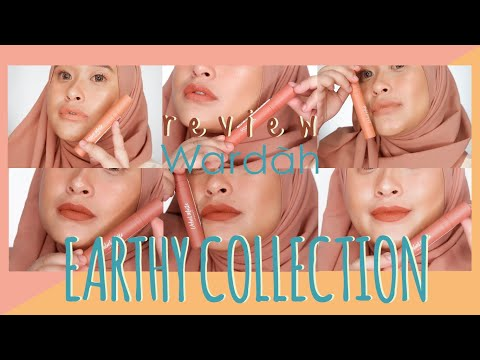 review-warna-baru-earthy-collection-wardah-colorfit-velvet-matte-lip-mousse!-|