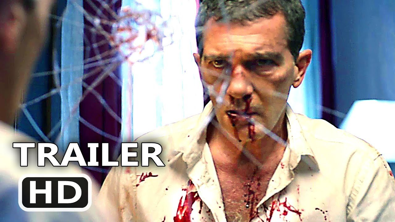 Antonio banderas action movies list