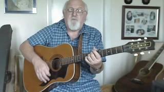 Guitar: Johnny I Hardly Knew Ye (Including lyrics and chords)