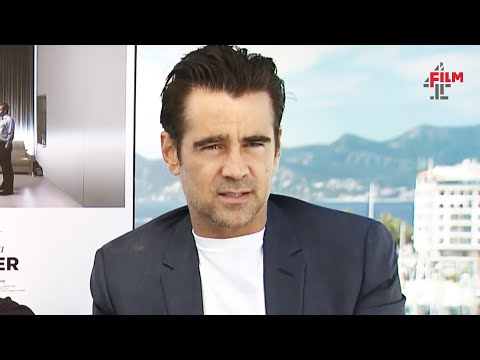 Interview | Colin Farrell on The Killing Of A Sacred Deer | Film4