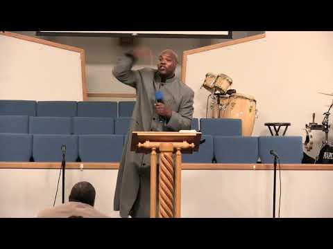 Rev. Ian Cox (Guest Speaker)