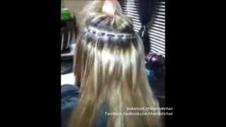 Braidless (Malaysian) Sew-In Weave