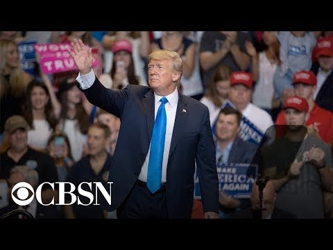 Watch Live: President Donald Trump hosts 'MAGA' Rally in Billings, Montana to support Matt Rosendale
