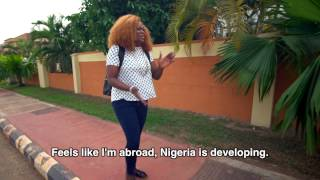 JENIFA IN AMEN ESTATE SKIT