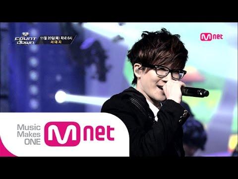 Mnet [엠카운트다운] Ep.403 : 예고M COUNTDOWN Teaser_SEOTAIJI_141120