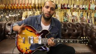 Norman's Rare Guitars - Guitar of the Day: 1965 Gibson ES-330TD