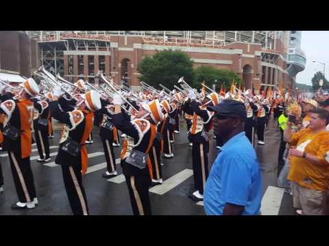 University of Tennessee Pride of the Southland Marching Band
