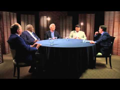 Costas sits down with Mays, Aaron, Bench and Koufax