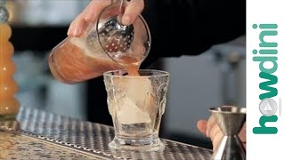 How To Make The Fair Isle Cocktail