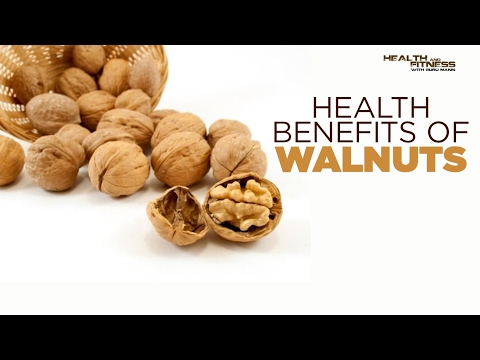 Health Benefits of Walnuts (अखरोट) for Muscle Building | Fat Loss | Weight Loss