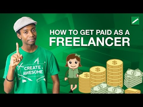 How to Get Paid as a Freelancer [FREE CHECKLIST]