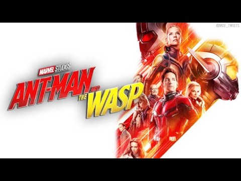 Ant-Man And The Wasp Blu-Ray & Dvdrip