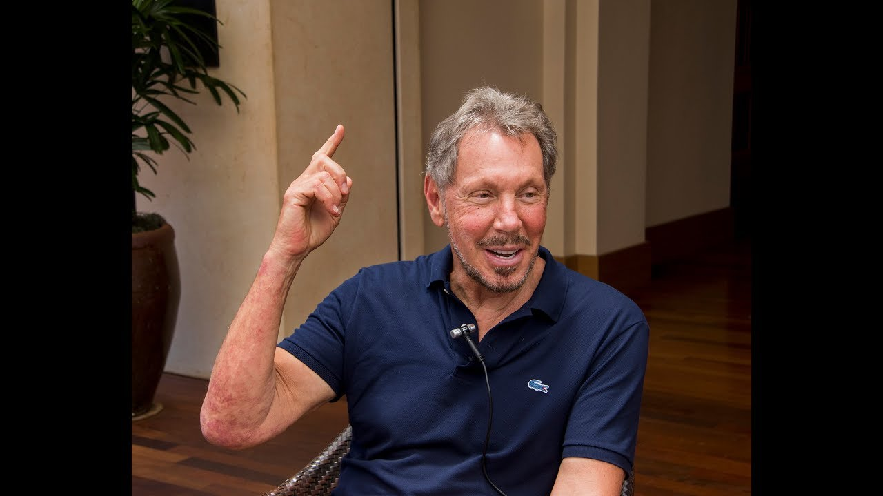 Larry Ellison Talks New Koele Spa Treatments