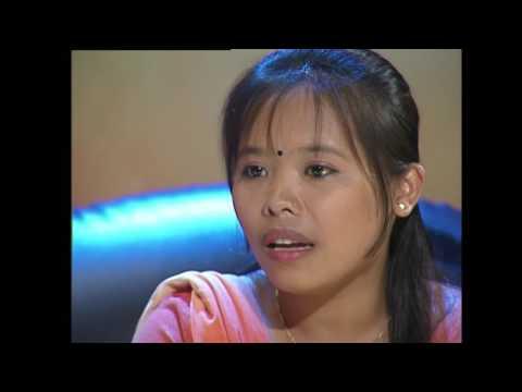 Muna Thapa magar super star folk singer with  1st Interview HOT Muna