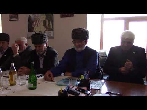 Совет тейпов ингушского