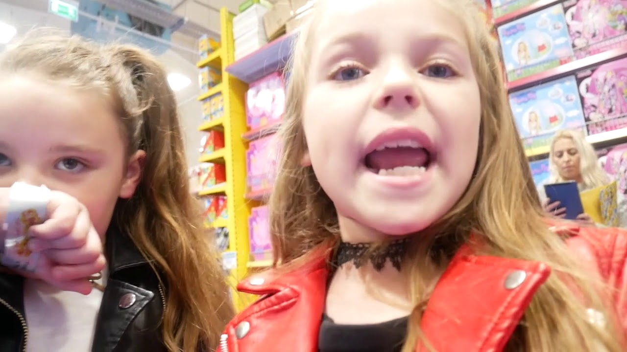 Miss Ella May Toys And Me Meet And Greet Dublin Youtube