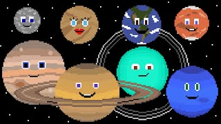 Planets - The Kids' Picture Show
