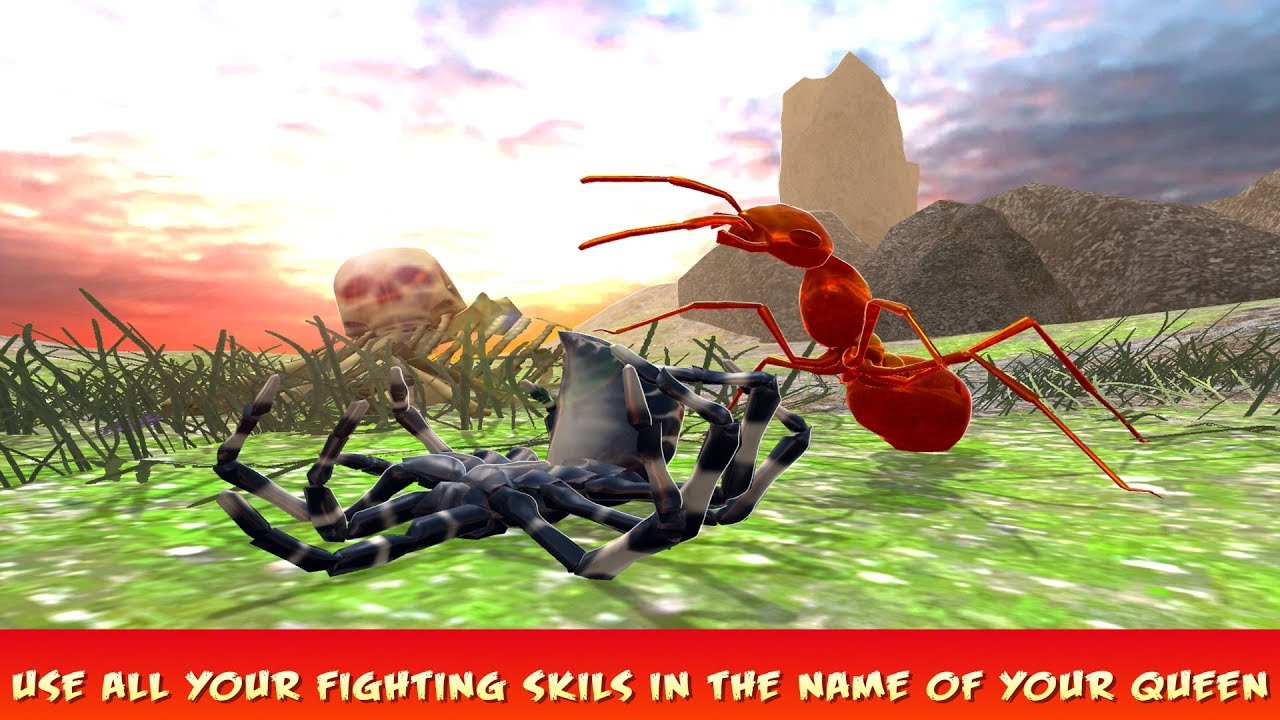 Wars of The Ants APK 2.0 - download free apk from APKSum