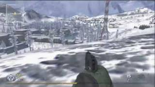 Call Of Duty Modern Warfare 2 Glitches