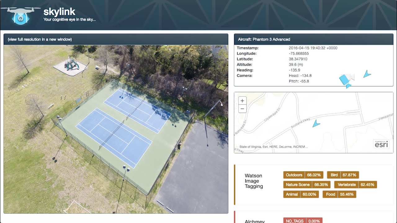 Bringing Drones to the Enterprise with Bluemix and OpenWhisk